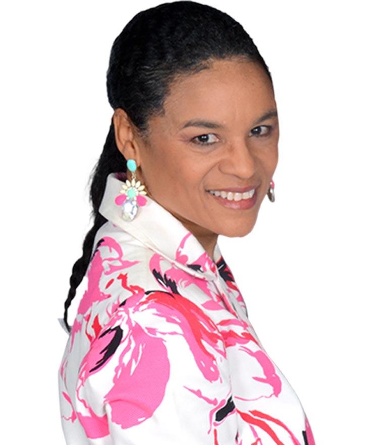 Author & Designer Teri M. Bethel
