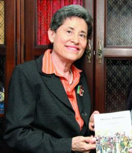 Gail Saunders Bahamian Historian
